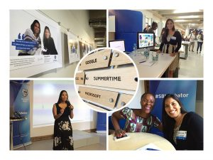 The making of SummerTime SummerTime offers brand development, graphic design and marketing with a difference. Standard Bank's Business Incubator chats to the entrepreneurs behind the start-up.