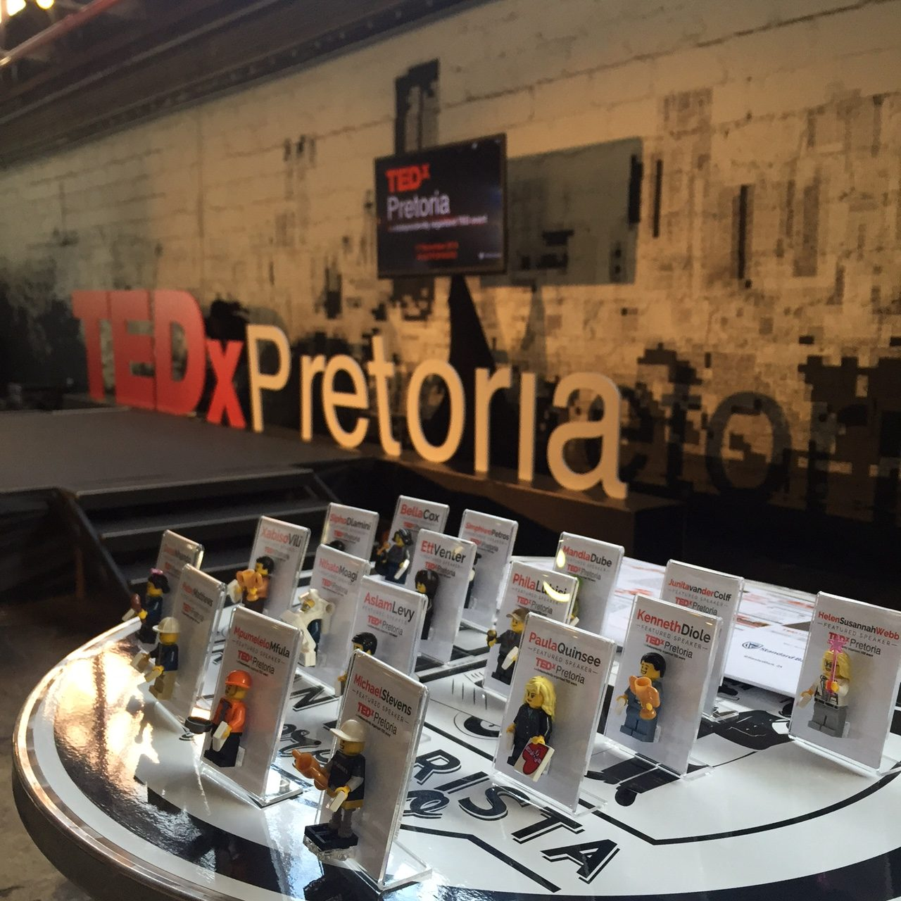 Privileged to be apart of the TEDxPretoria team!
