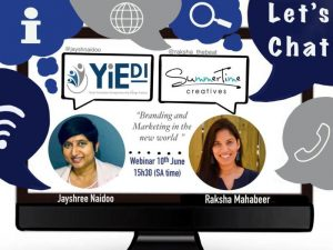 Lets Chat Webinar – Episode 10 – Branding and Marketing for the New World